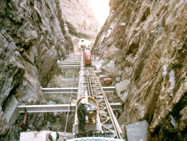 Royal Gorge Railway