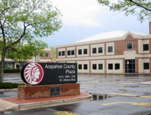 Arapahoe Administration Building Parking Garage