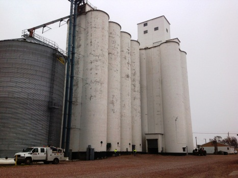 Concrete Grain Silo Repair