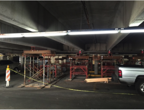 Scottsdale Shadows Condos – Parking Garage Repair