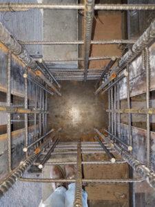 rebar cage repair