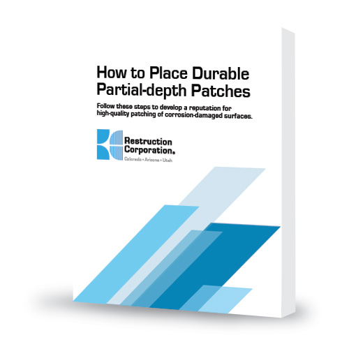 How to Place Durable Partial-depth Patches