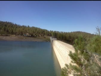 Grindstone Dam