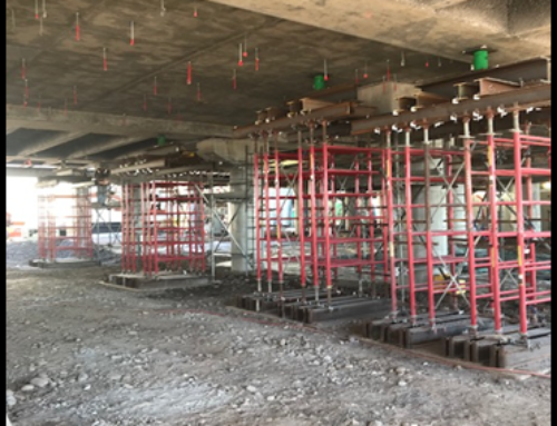 Bearing Pad Replacement Procedure Accelerates Airport Construction Schedule
